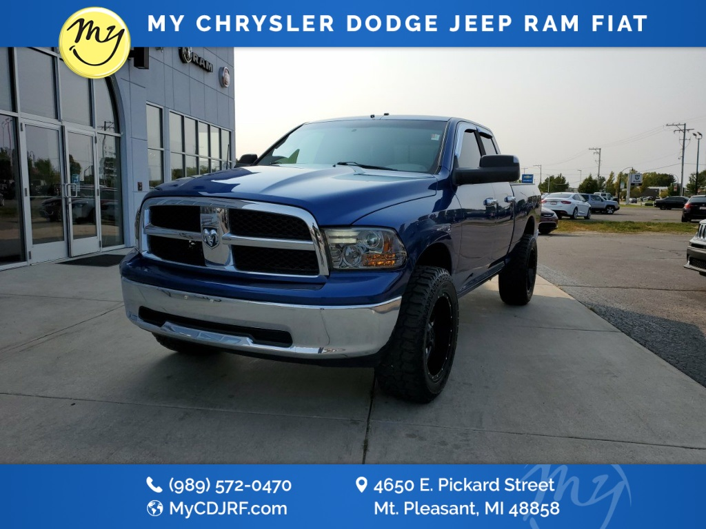 2011 Ram 1500 Crew Cab 4x4, Pickup #P2962 - photo 1