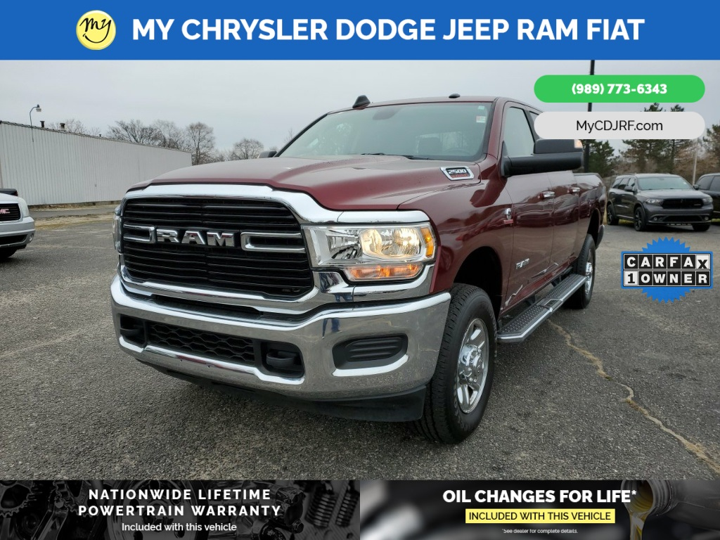 2019 Ram 2500 Crew Cab 4x4, Pickup #P3022 - photo 1