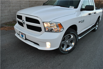 2018 Ram 1500 Quad Cab 4x4 Pickup #R18068 - photo 19