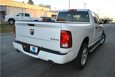 2018 Ram 1500 Quad Cab 4x4 Pickup #R18068 - photo 3
