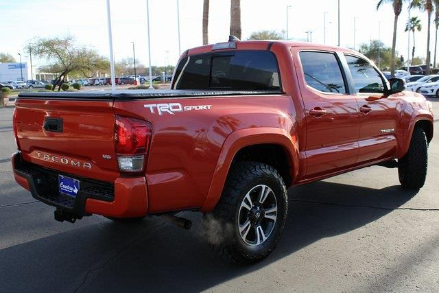 2017 Toyota Tacoma Double Cab 4x2, Pickup #210893A - photo 1