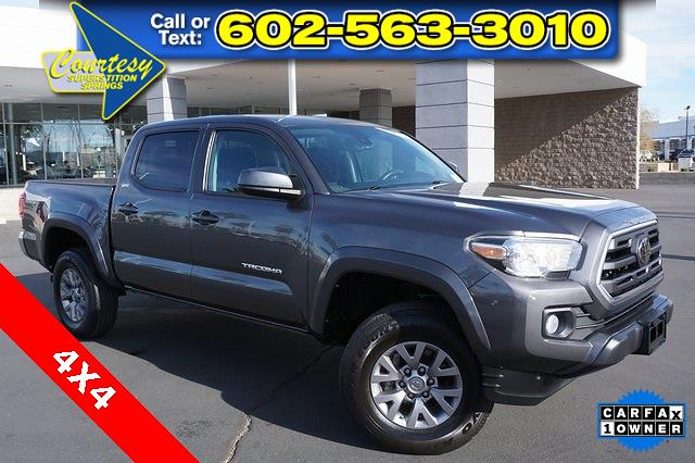 2019 Toyota Tacoma Double Cab 4x4, Pickup #C0386 - photo 1