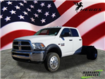 2016 Ram 5500 Crew Cab DRW 4x4 Cab Chassis #GG139465 - photo 1