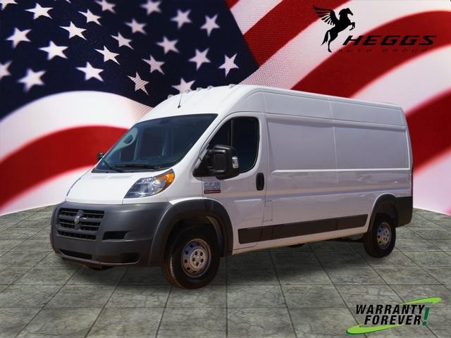 2017 ProMaster 1500 Low Roof FWD,  Empty Cargo Van #HE545244 - photo 1