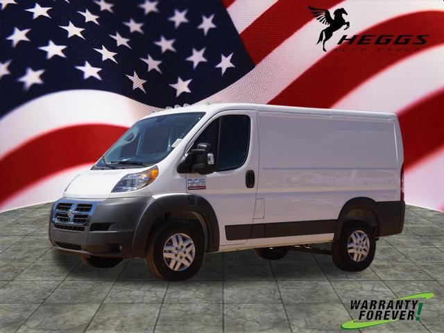 2017 ProMaster 1500 Low Roof 4x2,  Empty Cargo Van #HE546550 - photo 1