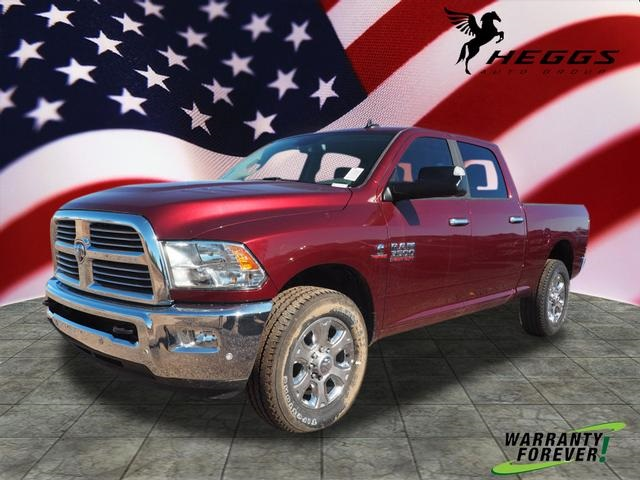 2017 Ram 3500 Crew Cab Pickup #HG690206 - photo 1