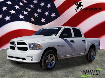 2017 Ram 1500 Crew Cab 4x4, Pickup #HS690308 - photo 1
