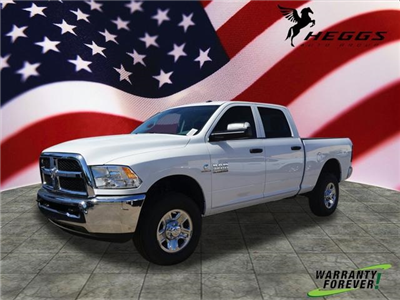 2018 Ram 2500 Crew Cab 4x4 Pickup #JG106491 - photo 1