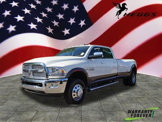 2018 Ram 3500 Crew Cab DRW 4x4, Pickup #JG132529 - photo 1