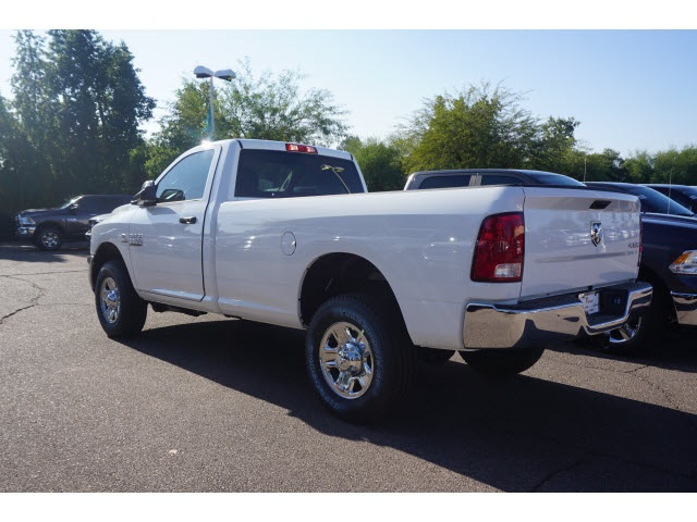 2018 Ram 3500 Regular Cab 4x4,  Pickup #JG153057 - photo 2