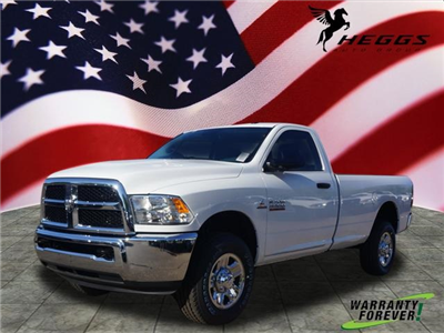 2018 Ram 3500 Regular Cab 4x4,  Pickup #JG153057 - photo 1