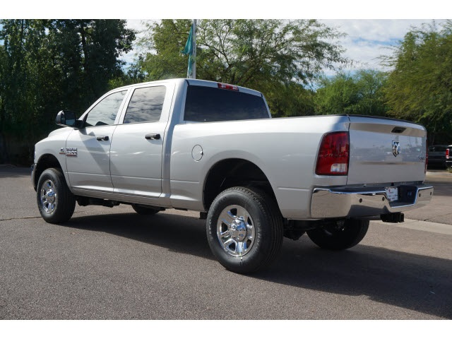 2018 Ram 2500 Crew Cab 4x4 Pickup #JG153756 - photo 2