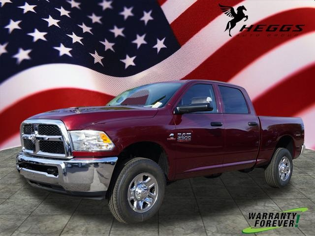2018 Ram 2500 Crew Cab 4x4 Pickup #JG153760 - photo 1