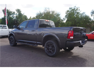 2018 Ram 2500 Crew Cab, Pickup #JG155661 - photo 2