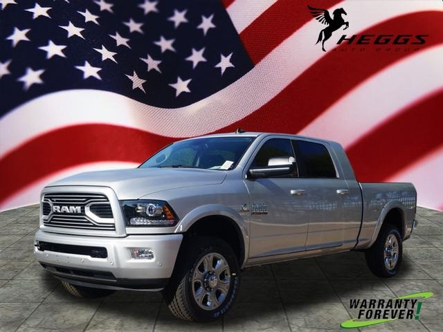 2018 Ram 3500 Mega Cab 4x4 Pickup #JG187073 - photo 1