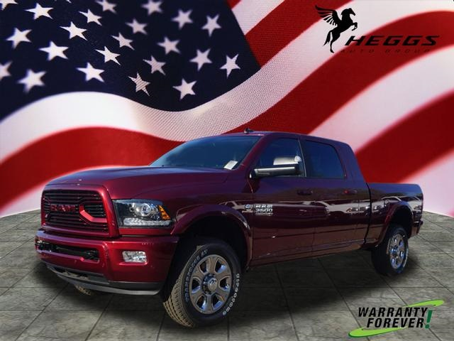 2018 Ram 3500 Mega Cab 4x4, Pickup #JG187074 - photo 1