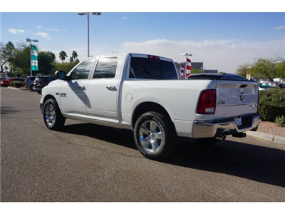 2018 Ram 1500 Crew Cab, Pickup #JG194953 - photo 2