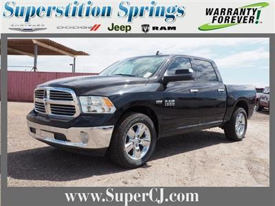 2018 Ram 1500 Crew Cab 4x2,  Pickup #JG194955 - photo 1