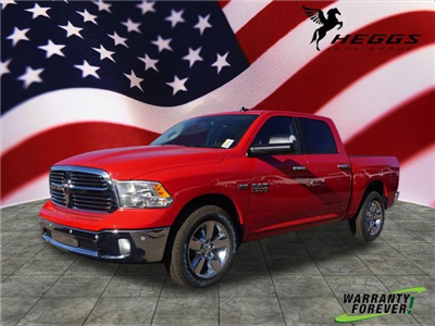 2018 Ram 1500 Crew Cab, Pickup #JG194956 - photo 1