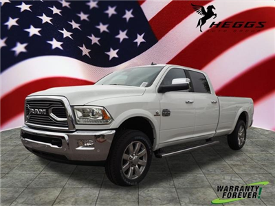 2018 Ram 3500 Crew Cab 4x4, Pickup #JG203899 - photo 1
