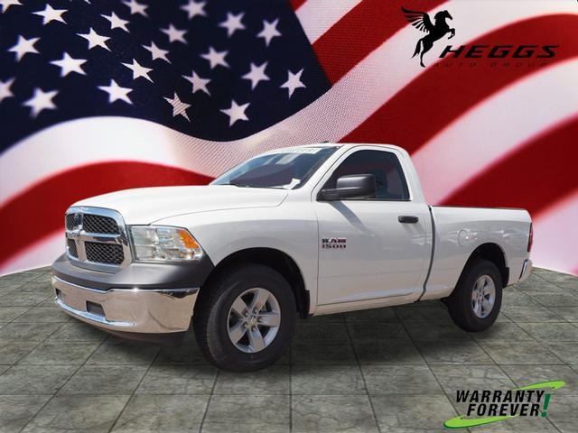 2018 Ram 1500 Regular Cab 4x2,  Pickup #JG210234 - photo 1