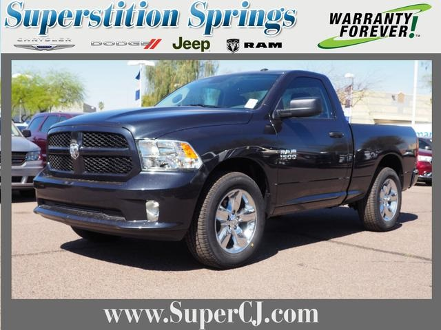 2018 Ram 1500 Regular Cab 4x2,  Pickup #JG238236 - photo 1