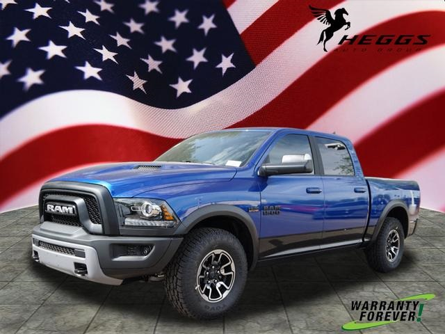 2018 Ram 1500 Crew Cab 4x4 Pickup #JS102294 - photo 1