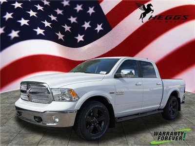2018 Ram 1500 Crew Cab 4x4, Pickup #JS116352 - photo 1