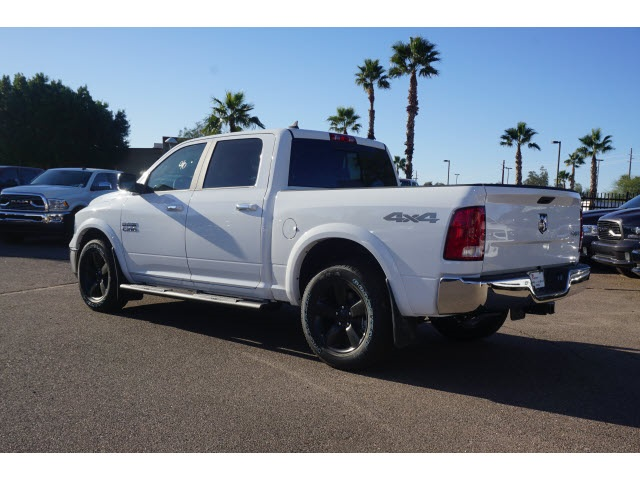 2018 Ram 1500 Crew Cab 4x4,  Pickup #JS147034 - photo 2