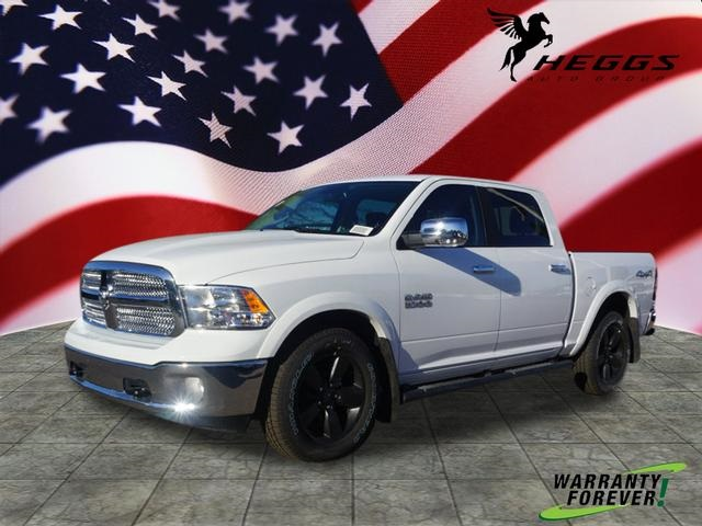 2018 Ram 1500 Crew Cab 4x4,  Pickup #JS147036 - photo 1