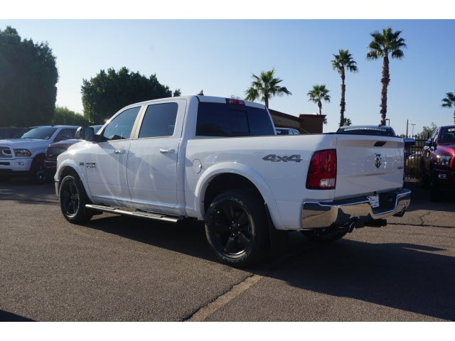 2018 Ram 1500 Crew Cab 4x4,  Pickup #JS153818 - photo 2