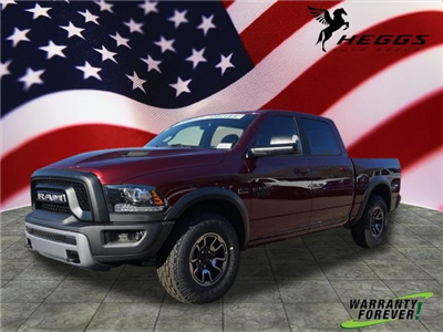 2018 Ram 1500 Crew Cab 4x4 Pickup #JS161662 - photo 1