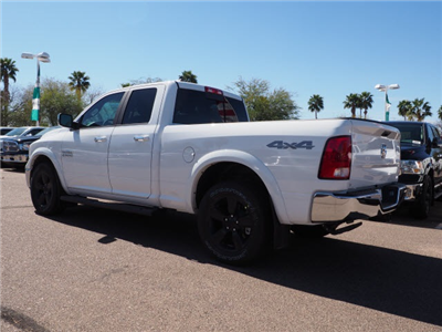 2018 Ram 1500 Quad Cab 4x4,  Pickup #JS178966 - photo 2