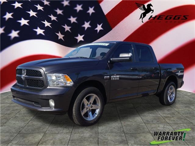 2018 Ram 1500 Crew Cab 4x4, Pickup #JS194509 - photo 1