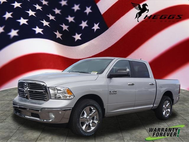 2018 Ram 1500 Crew Cab, Pickup #JS195759 - photo 1