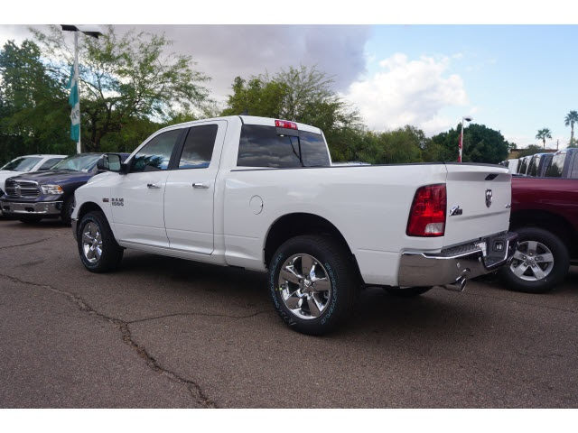 2018 Ram 1500 Quad Cab 4x4,  Pickup #JS198460 - photo 2