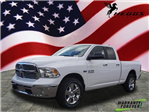 2018 Ram 1500 Quad Cab 4x4,  Pickup #JS198460 - photo 1