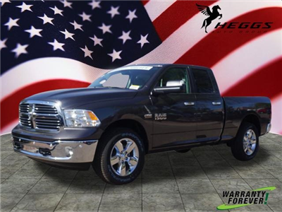2018 Ram 1500 Quad Cab 4x4, Pickup #JS198462 - photo 1