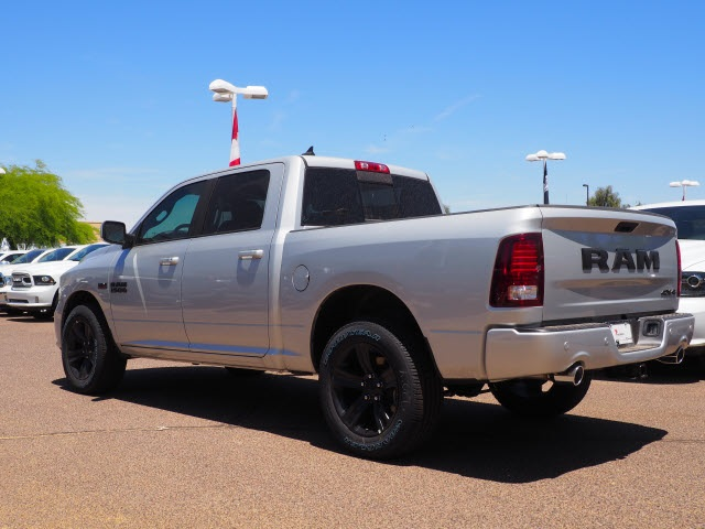 2018 Ram 1500 Crew Cab 4x4,  Pickup #JS244179 - photo 2