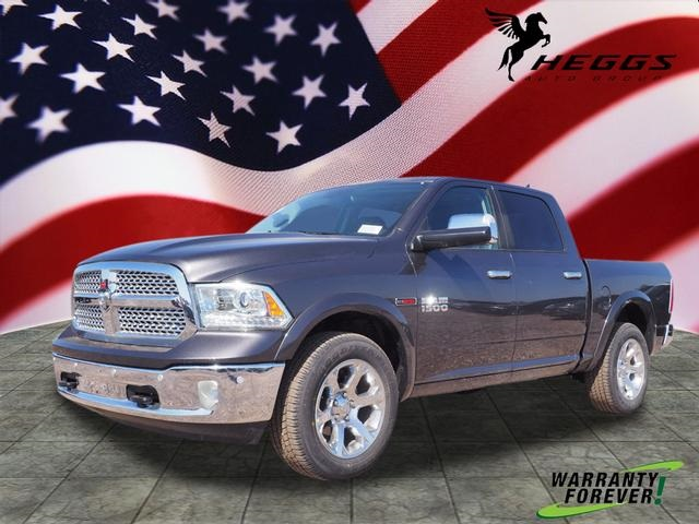 2018 Ram 1500 Crew Cab 4x4,  Pickup #JS254237 - photo 1