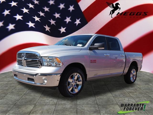 2018 Ram 1500 Crew Cab 4x4,  Pickup #JS259239 - photo 1