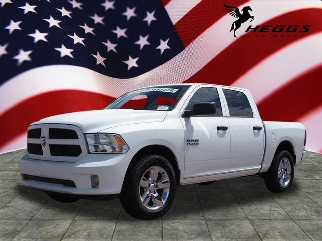 2018 Ram 1500 Crew Cab 4x2,  Pickup #JS292979 - photo 1