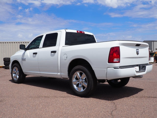2018 Ram 1500 Crew Cab 4x2,  Pickup #JS292979 - photo 2