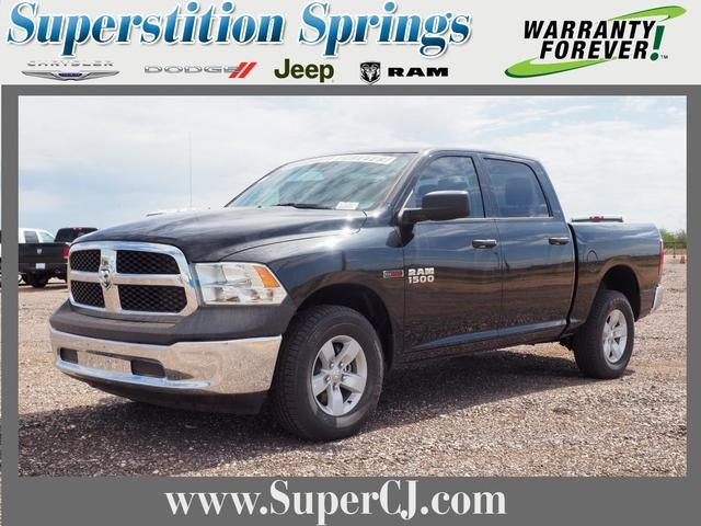 2018 Ram 1500 Crew Cab 4x4,  Pickup #JS298032 - photo 1