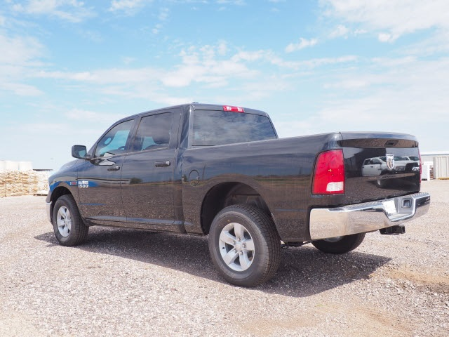 2018 Ram 1500 Crew Cab 4x4,  Pickup #JS298032 - photo 2