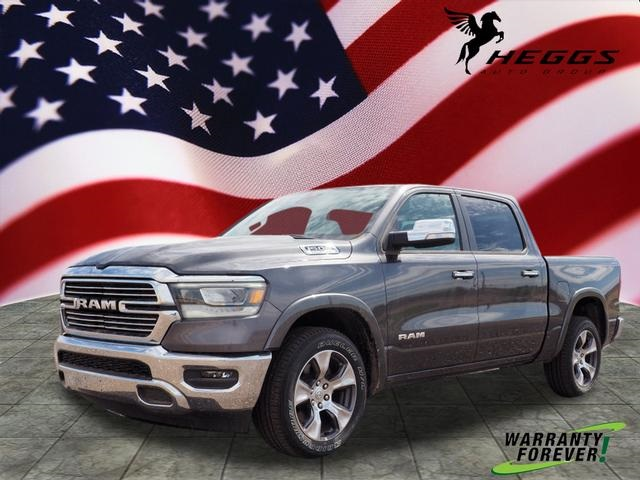 2019 Ram 1500 Crew Cab 4x2,  Pickup #KN535138 - photo 1