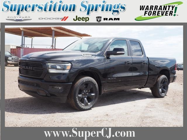 2019 Ram 1500 Quad Cab 4x2,  Pickup #KN548968 - photo 1