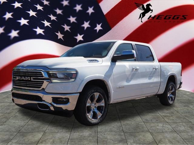 2019 Ram 1500 Crew Cab 4x4,  Pickup #KN588221 - photo 1