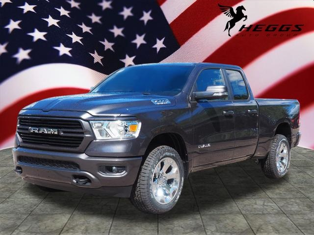 2019 Ram 1500 Quad Cab 4x4,  Pickup #KN606806 - photo 1
