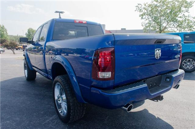 2017 Ram 1500 Quad Cab 4x4,  Pickup #B1063 - photo 8